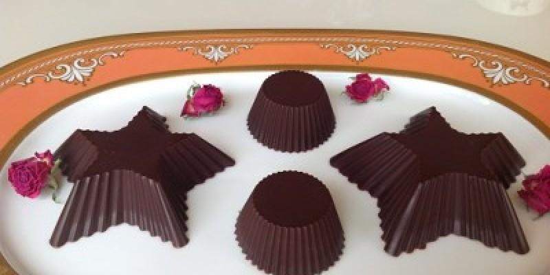 Шоколада из какао-масла и тёртого какао